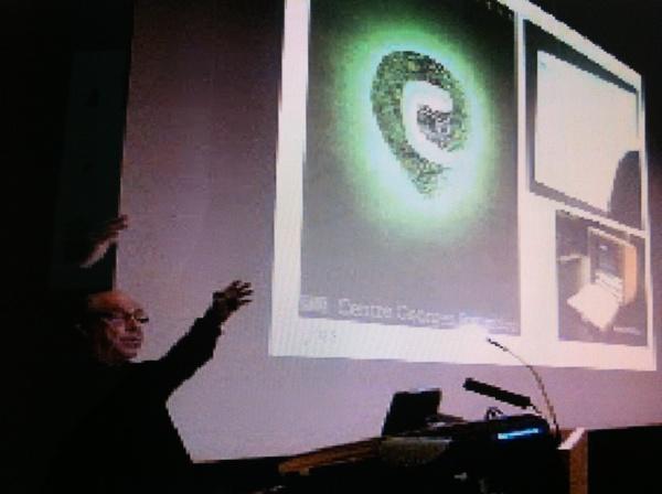 Prix Ars Electronica 2014: Roy Ascott visionario pioniere di media art / Roy Ascott visionary pioneer of media art