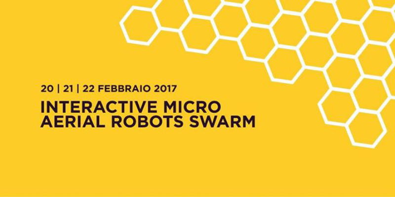 Interactive Micro Aerial Robots Swarm I-MARS 2017