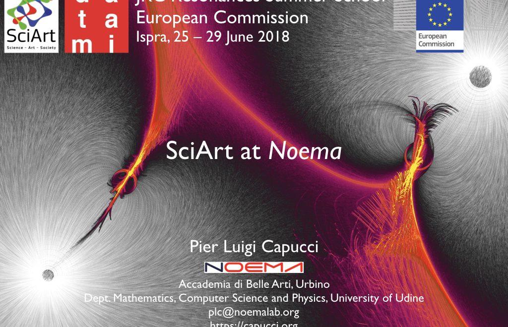Noema @ EU Joint Research Center (JRC) – Ispra