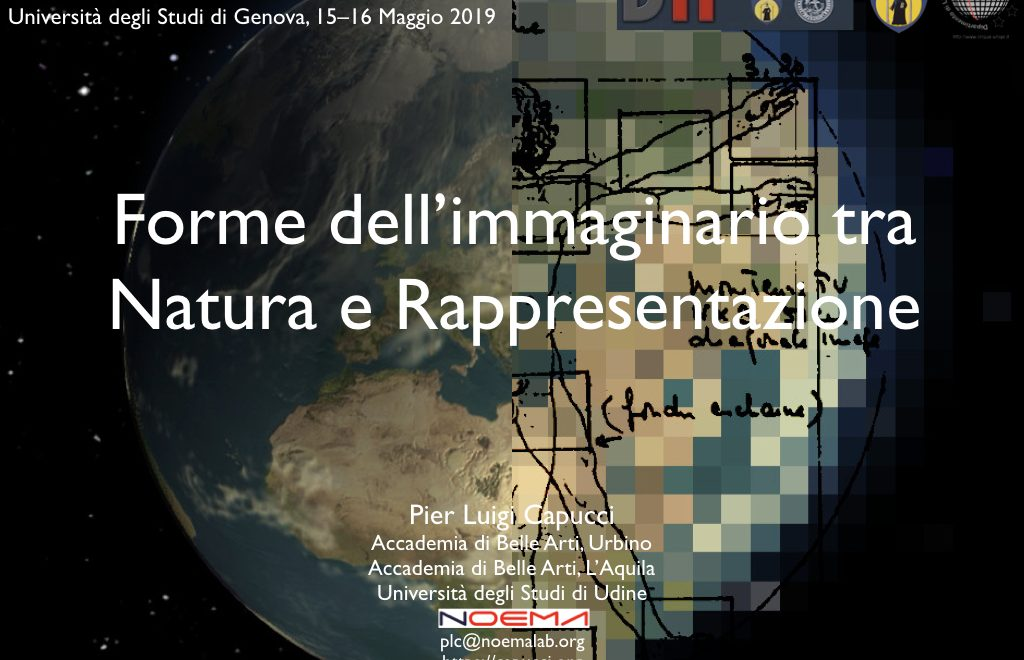 L'immagine contemporanea: Natura, Forme, Valori / The contemporary image: Nature, Forms, Values