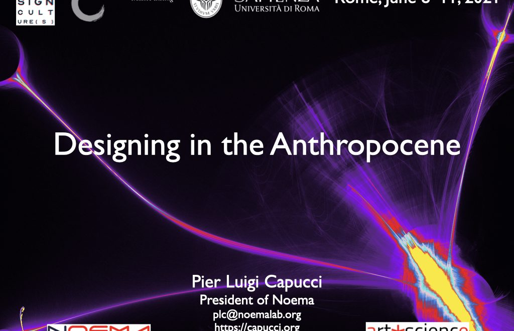 Designing in the Anthropocene