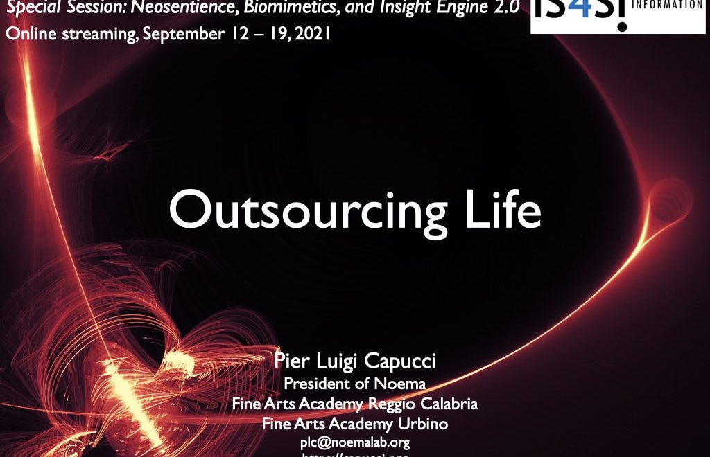 Outsourcing Life